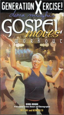 9786305957799: Generation Xercise! Debra Minghi's Gospel Moves Workout [VHS]