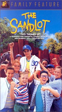 9786305962601: The Sandlot [VHS]