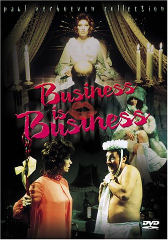 9786305972860: Business Is Business [Reino Unido] [DVD]