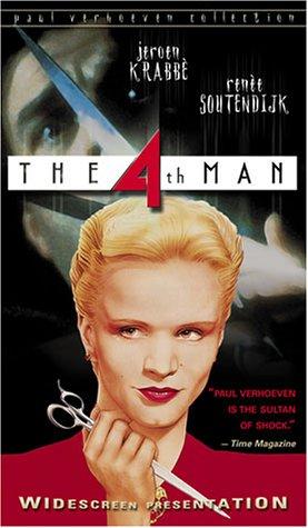 9786305972921: The Fourth Man [VHS]