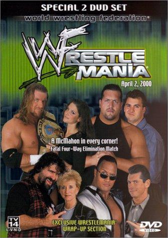 9786305994787: WWF: WrestleMania 2000