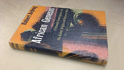 9786322583131: African Genesis: A Personal Investigation Into the Animal Origins and nature of Man