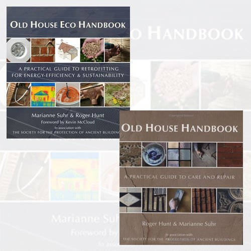 9786544571169: Old House Handbook 2 Books Bundle Collection (Old House Handbook: A Practical Guide to Care and Repair,Old House Eco Handbook: A Practical Guide to Retrofitting for Energy-Efficiency & Sustainability)