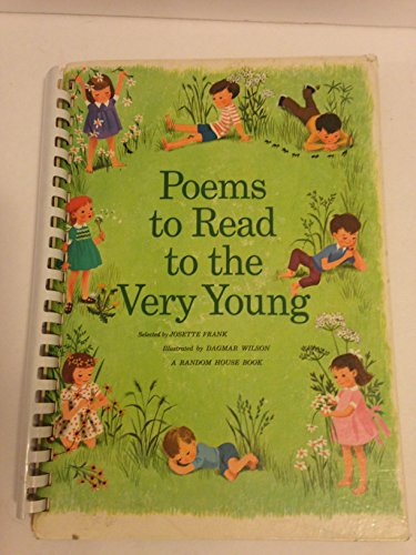 9786556710112: Poems to Read to the Very Young (Braille Edition)