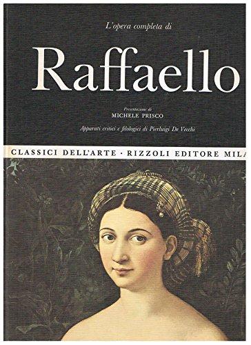 L'Opera Completa Di Raffaello: Michele Prisco