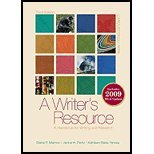 9786660073776: WRITER'S RESOURCE (PAPER)- Text Only (WRITER'S RESOURCE (PAPER)- Text Only)