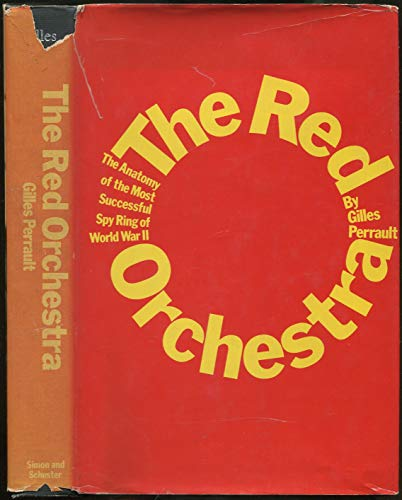 9786712018403: the red Orchestra: The Anatomy of the Most Successful Spy Ring of World War II