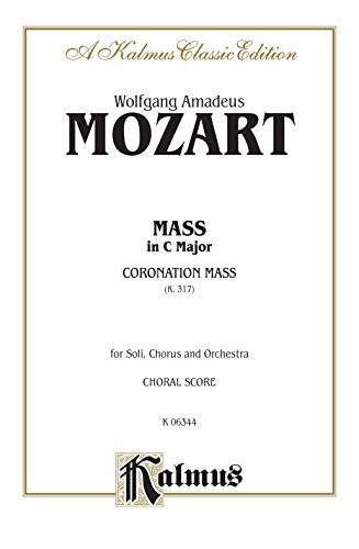 Mass in C Major (Coronation Mass, K.