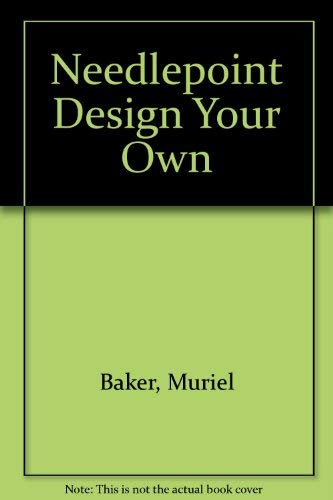 9786841385148: Needlepoint Design Your Own