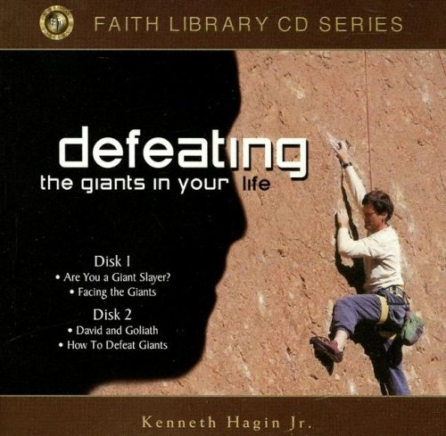 9786901000042: Defeating the Giants in Your Life (Faith Library (Audio))