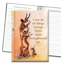 9786901000196: Journal-I Can Do All Things (Phil 4:13)-Sing His Praise