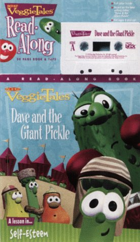 9787019948509: Dave and the Giant Pickle (Cassette & Read-a-Long Book)