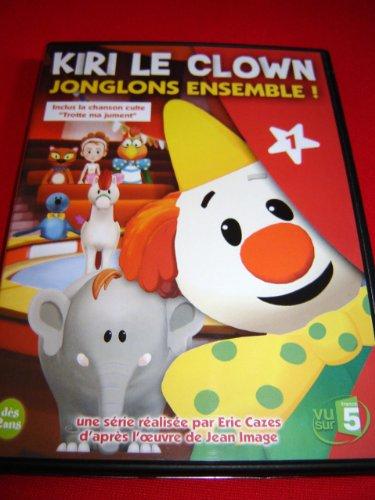 9787020069811: Kiri le clown, vol 1 : jouons ensemble