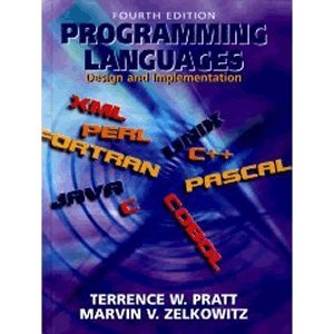 9787030124739: Programming Languages: Design and Implementation (4th Edition)