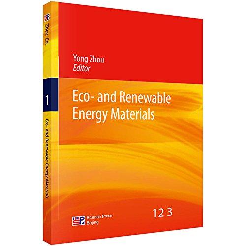 Genuine book] Eco-andRenewableEnergyMaterials(Chinese Edition): BEN SHE