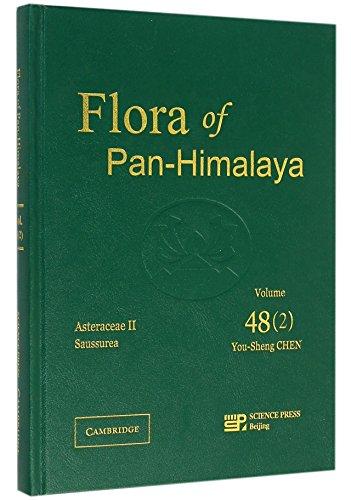 9787030466259: Flora of Pan-Himalaya(48 2英文版)(精)