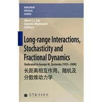 9787040291889: Long-range Interactions, Stochasticity and Fractional Dynamics