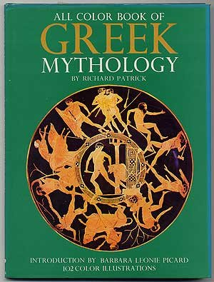 9787064012392: All Color Book of Greek Mythology