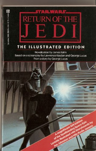 Star Wars The Return of the Jedi The ILLUSTRATED Edition (StarWars) (7099900595) by James Kahn; George Lucas; Lawrence Kasdan
