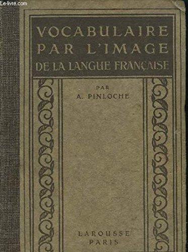9787100104159: Vocabulaire Par L'Image De La Langue Francaise.