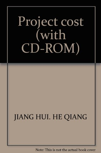 Project cost (with CD-ROM): JIANG HUI. HE