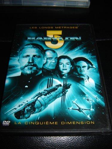 9787115142726: Babylon 5: Thirdspace / Babylon 5: La Cinquieme dimension