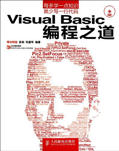 Road of the Visual Basic programming(Chinese Edition): AN JIAN GONG JIAN HUA