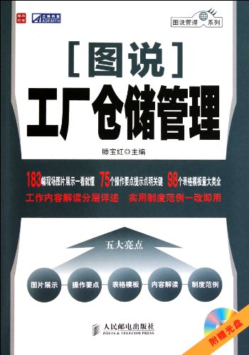 9787115245298: The Factory Warehouse Management (1CD) (Chinese Edition)