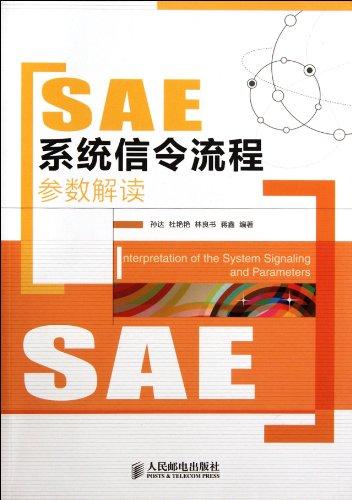 SAE System Signaling Process Parameters Interpretation (Chinese: Sun Da Du