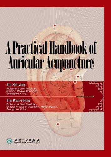 9787117093682: A Practical Handbook of Auricular Acupuncture