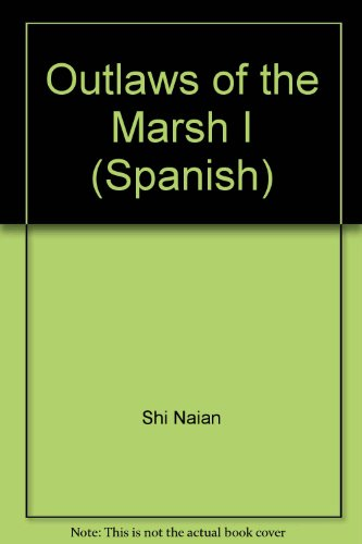9787119001241: Outlaws of the Marsh I (Spanish)