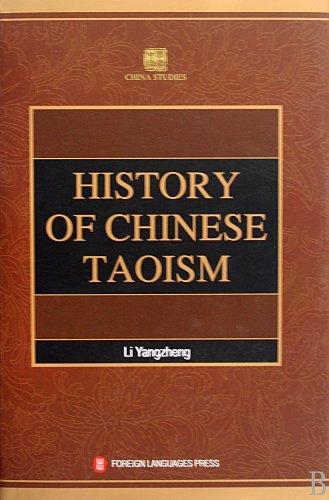 History of Chinese Taoism: Zheng, Li Yang