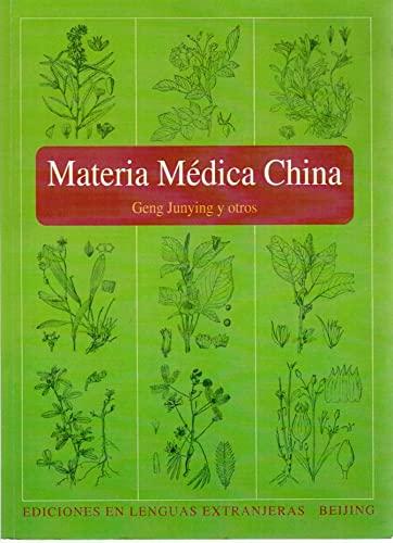 9787119022772: Materia Medica China(Chinese Edition)