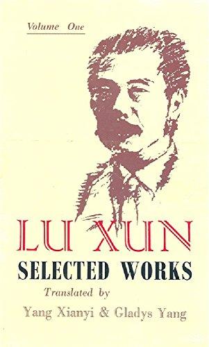 9787119034089: Lu Xun Selected Works (I-IV) (v. 1-4)