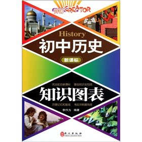 Knowledge of junior high school history chart (New Curriculum)(Chinese Edition): LI ZUO WEI