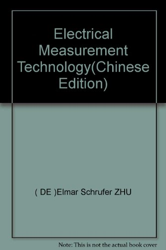 9787121009174: Electrical Measurement Technology