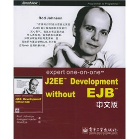 Expert one-on-one J2EE Development with out EJB: Rod Johnson, Juergen Hoeller ZHU