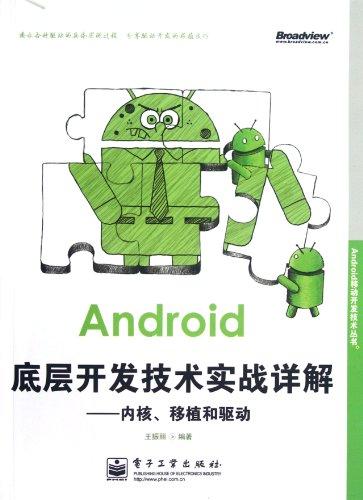 Android combat the underlying development technologies Xiangjie: WANG ZHEN LI