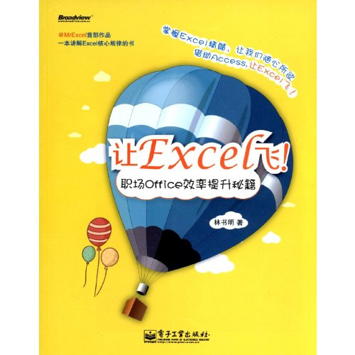 Excel fly! Workplace Office efficiency Cheats (@ MrExcel works. and a(Chinese Edition): LIN SHU ...