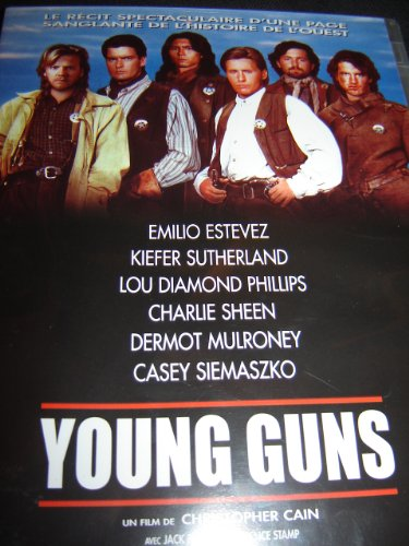 Young Guns / REGION 2 PAL DVD: n/a