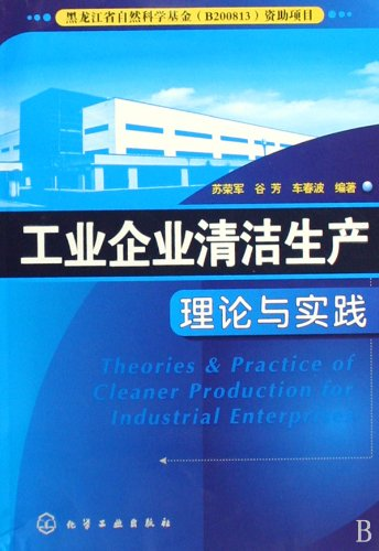 9787122065407: Theories & Practice of Cleaner Production for Industrial Enterprises (Chinese Edition)