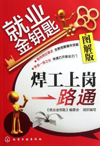 Employment Golden Key - welder job all the way through (graphical version): ZU ZHI BIAN XIE
