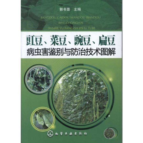9787122133861: Disease and Pest Identification, Prevention, and Treatment of Cowpea, Kidney Bean, Pea, and Hyacinth Bean: technical diagram (Chinese Edition)