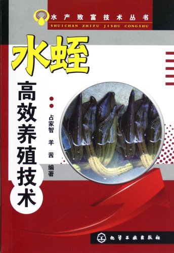 9787122150011: Leech Efficient Breeding Techniques (Chinese Edition)