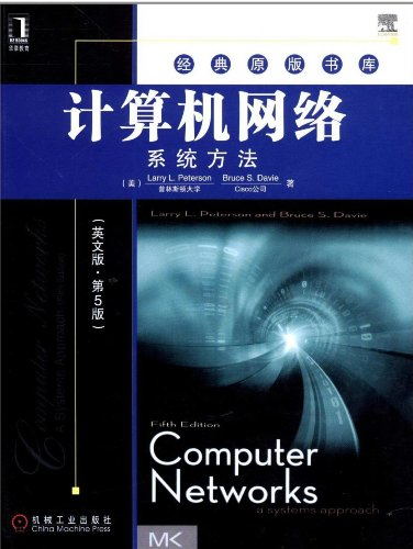 9787122377203: Computer Networks, Fifth Edition: A Systems Approach (The Morgan Kaufmann Series in Networking)