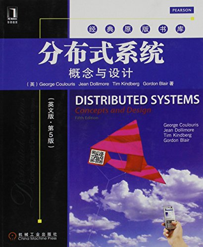 9787133427720: Distributed Systems: Concepts and Design (5th Edition)