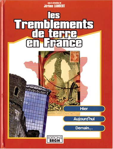 9787159084235: Les Tremblements de terre en France