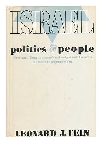9787182507817: Israel: politics and people