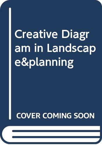 9787214087751: Creative Diagram in Landscape&planning (Multilingual, English and Mandarin Chinese Edition)