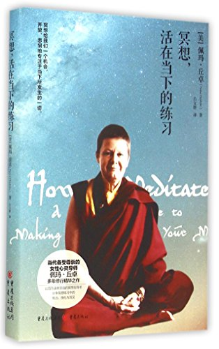 9787229101909: How to Meditate:a Practical Guide to Making Friends with Your Mind (Chinese Edition)